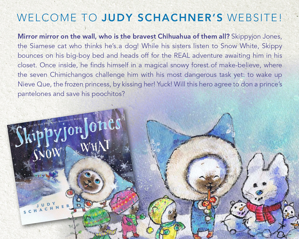 JudySchachner.com