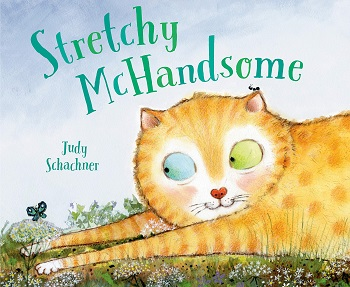 Stretchy McHandsome by Judy Schachner