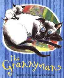 The Grannyman by Judy Schachner